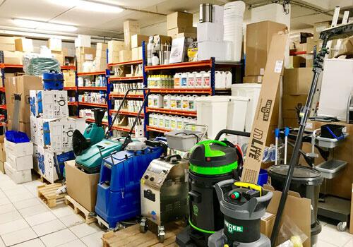 produits et matériels de nettoyage Agadir
