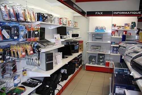 matériel bureau Agadir